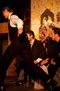 Laëtitia Franceschi scénographe scénographie théâtre Feydeau danse