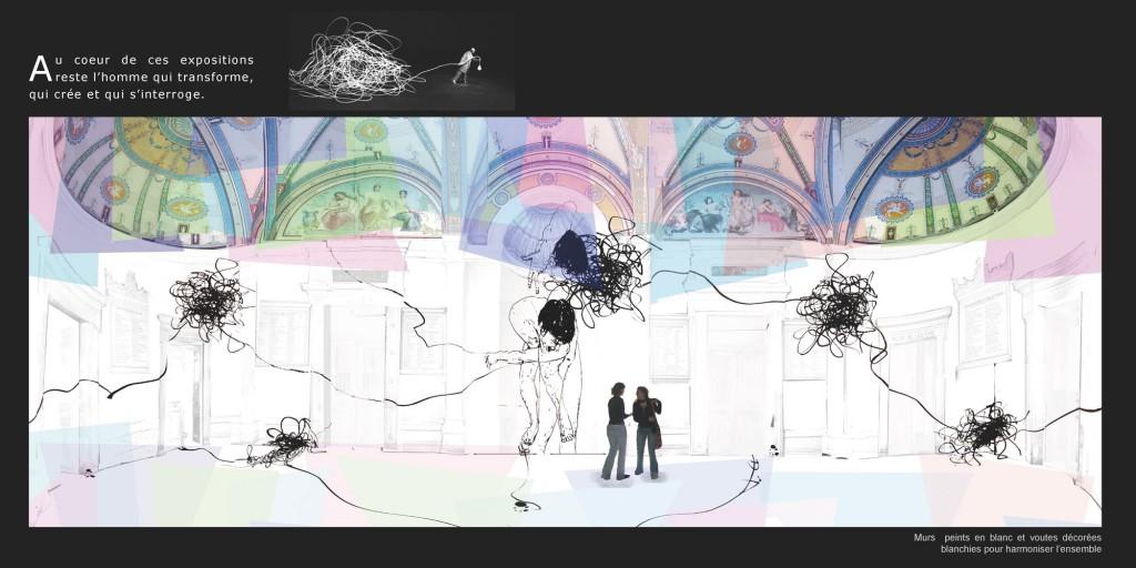 Scénographie/Design d'espace Laëtitia Franceschi